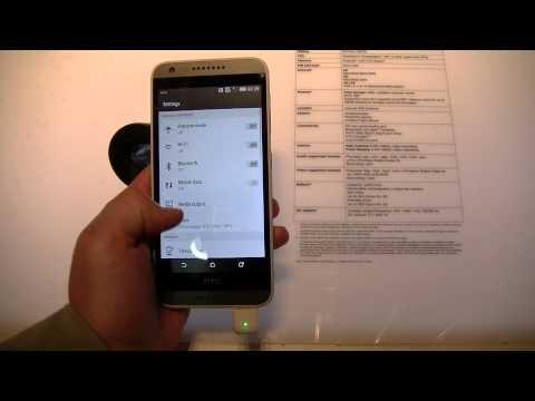 HTC Desire 620 - présentation | #MWC15
