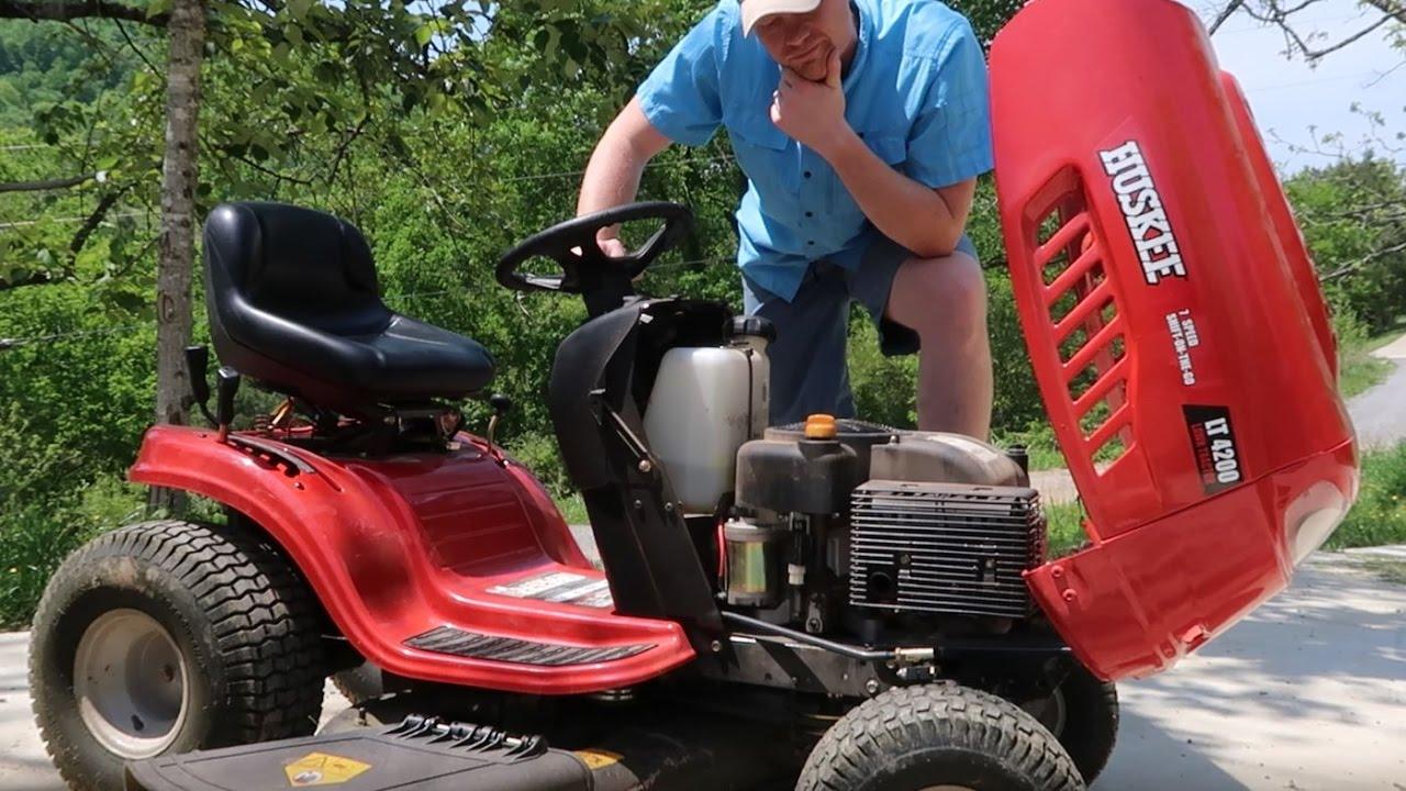 Riding lawn mower won t start - Mower Won T Start Quick Tips