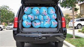 La historia de las grandes bolas LOL de Super Polina