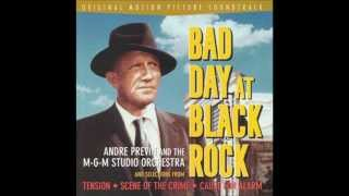 Bad Day At Black Rock - Main Title (Andre Previn)
