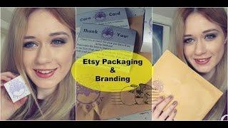 ETSY - Packaging & Branding
