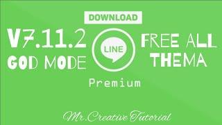 Line Premium Terbaru V7.11.2 Gratis Semua Tema Berbayar Dan Fitur Lengkap | Bagi