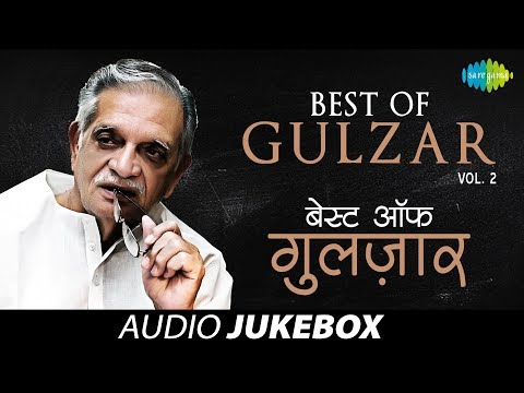 Top Gulzar Ghazals  Ghazal Poet Hits  Audio Jukebox