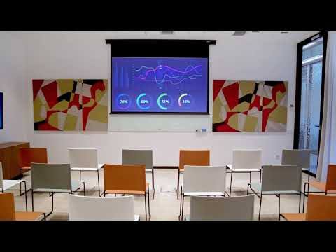 Talan Towers Executive Hub -  Ultramodern Conference Rooms