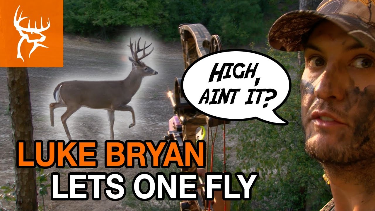 LUKE BRYAN'S A LITTLE HIGH | Buck Commander