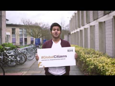 What makes a Global Citizen? | University of Kent