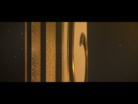 Free After Effects Project - Golden Logo (Element 3D V2)