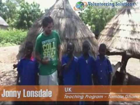 Volunteer in Ghana with Volunteering Solutions