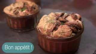 Клафути с грибами «Energy Diet» ( энерджи диет )