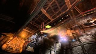 Aliens vs. Predator (2010) PC: Alien - Mission 3: Refinery - Gameplay