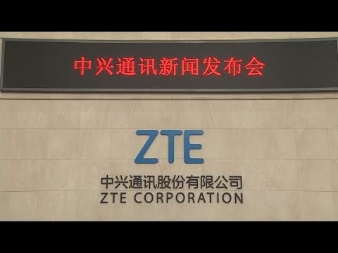 In stunning U-turn, Trump vows to help Chinese phone giant ZTE