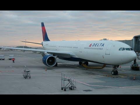 [Flight Report] DELTA | Paris ✈ Seattle | Airbus A330-300 | Comfort+