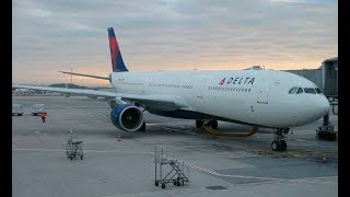 [Flight Report] DELTA   Paris ✈ Seattle   Airbus A330-300   Comfort+