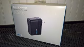 GoPro Supercharger Unboxing