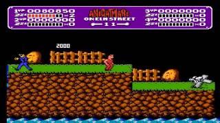 A Nightmare On Elm Street - Nightmare on Elm Street - Gameplay - User video