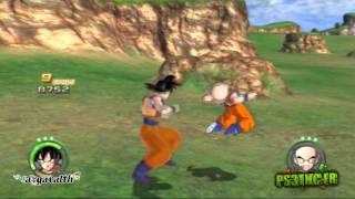 Dragon Ball Raging Blast 2 - Les fruits de l'entraînement.mp4