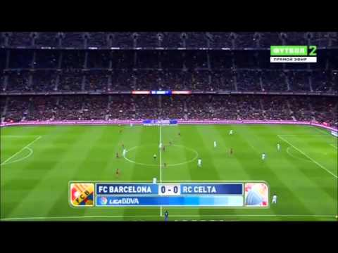 Обзор матча Барселона-Сельта (6:1)