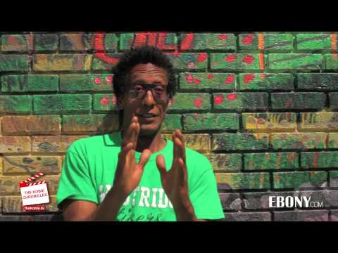 Actor, Andre Royo, discusses Fatherhood: FROM FATHERLESS TO FATHERHOOD
