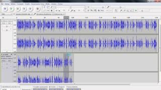 Jak wycinać i łączyć nagranie w programie Audacity