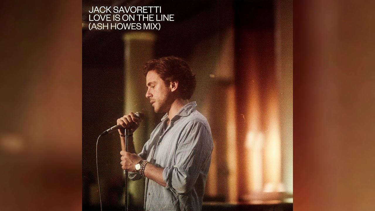 Resultado de imagem para jack savoretti love is on the line
