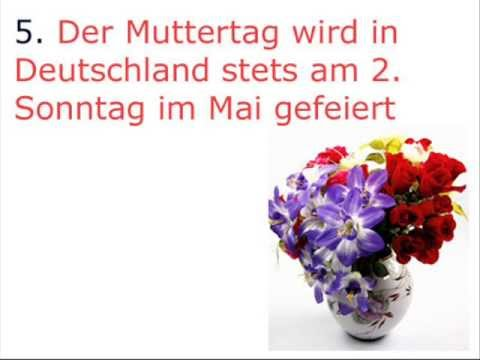 muttertag 2013 video zur herkunft des muttertages youtube. Black Bedroom Furniture Sets. Home Design Ideas