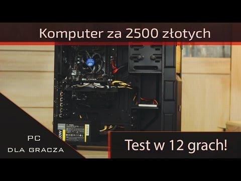 Test komputera za 2500 złotych! Battlefield 4, Wiedźmin 3: Dziki Gon, CS:GO