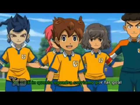 Inazuma eleven go sigla iniziale ita youtube for Immagini inazuma eleven go da colorare