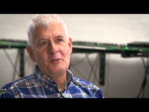 Steve Levine talks about Roland Jazz Chorus