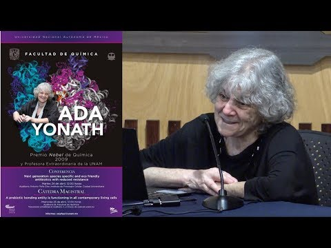 A prebiotic bonding entity is functioning all contemporary living cells (Ada Yonath)