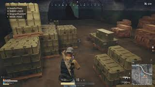 THE FIRST GAME IS ALWAYS THE ROUGHEST ! PUBG on XBOX ONE