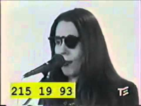 Наталия Медведева в Антропологии 1997г