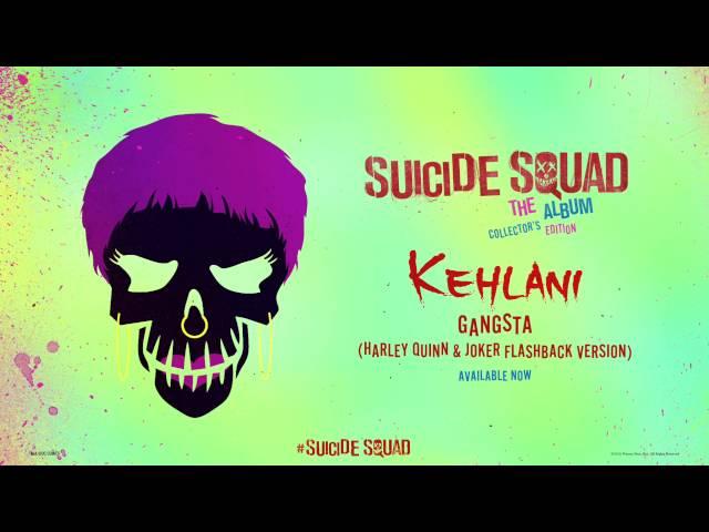 Kehlani - Gangsta (Harley Quinn & Joker Flashback Version) [Official Audio]
