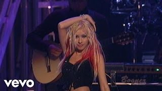Watch Christina Aguilera Falsas Esperanzas video
