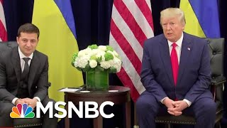 House Democrats Hone In On Bribery As Possible Impeachment Charge | The Last Word | MSNBC