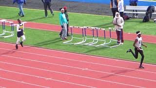 Eagle Acad.-Nwk.,Univ.H.S.-Track Classic, Fresh. S.M.R., Mo,Sterl,Aahs,Elij-VR 4-7-2018