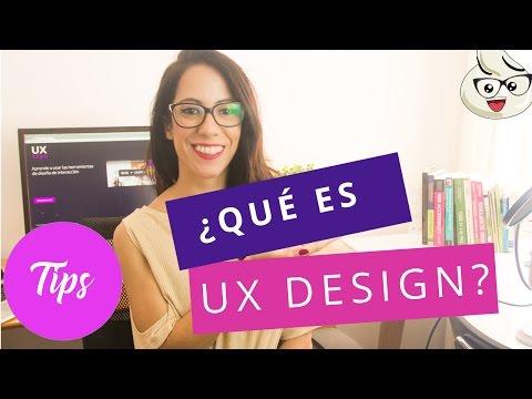¿Qué es UX Design? (Diseño de Experiencia de Usuario)