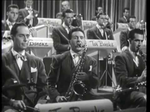 Big Band Live Jazz -  Stan Kenton, Gene Krupa, Tex Beneke, Jerry Wald