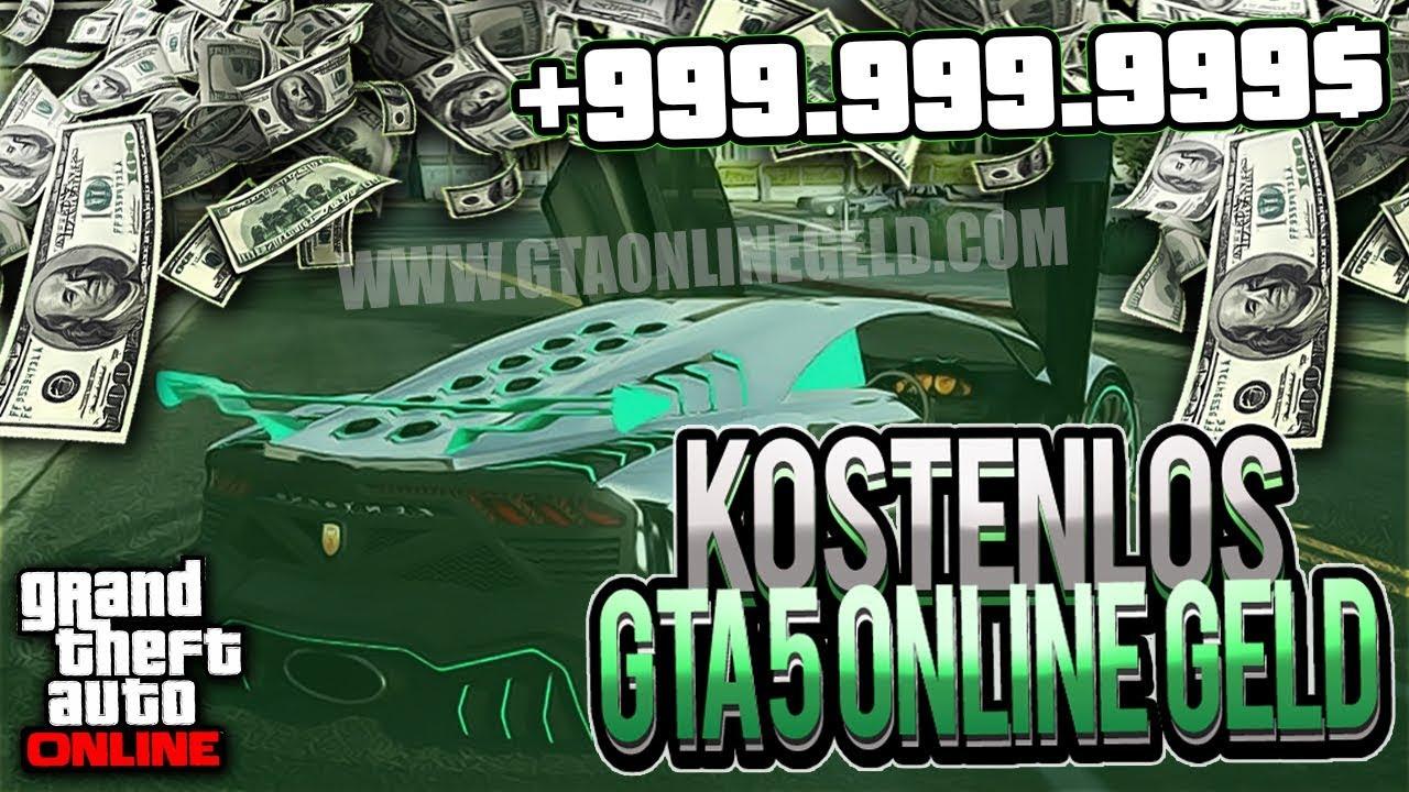 Gta V Online Geld