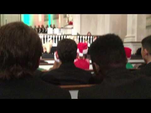 Second Baptist School 4th Grade Hand Bells Choir