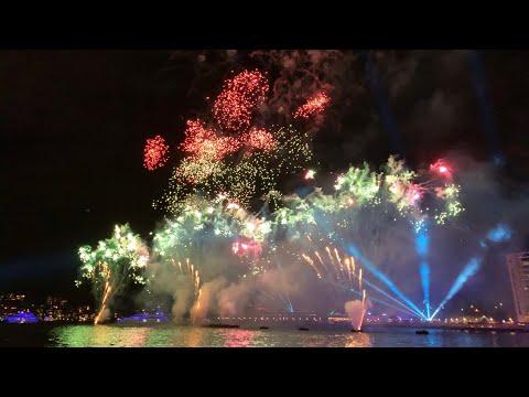 Sydney Australia Day Fireworks 2020