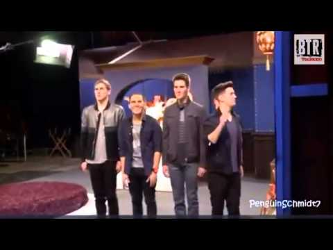 Big Time Rush Marvin Marvin subtítulado - YouTube