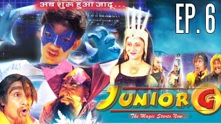 Junior G Ep. 6 | [Hindi] Kids Adventure Serials  | Superhero Serial For Kids