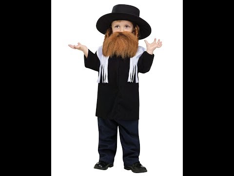 Buy A Friend and Make Yourself A Rabbi (6 Minutes)