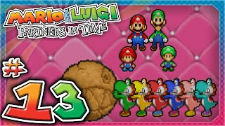 Mario and Luigi: Partners In Time - Part 13: Yoob