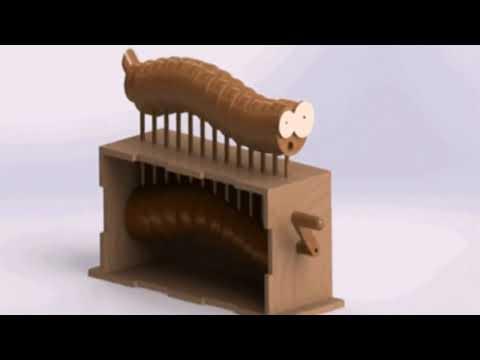 Игрушки своими руками из древесины