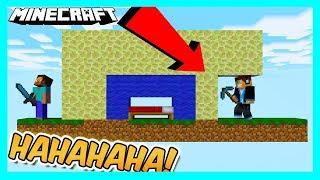 BEDWARS #05 - EPICKI WJAZD NA WYSPĘ!!! | Minecraft Vertez & BoBiX