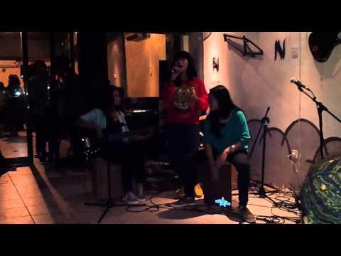 Lintank Band - Locked out of Heaven - Selamat Tinggal Cinta - Roar (Jamming)