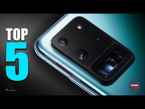 TOP 5 Best Flagship Mobile Phones 2020: new premium smartphones