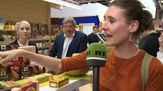 Grüne Woche 2018: Russland auf Business Mission in Berlin - ganz ohne Pelzmütze
