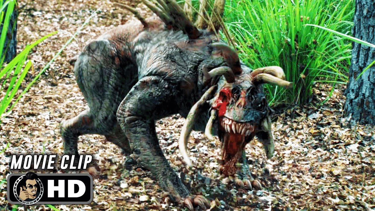 """Download PREDATORS Clip - """"Alien Beasts"""" (2010)"""